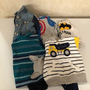 Lots of Boys Baby  Clothing Set Size 3/6Months